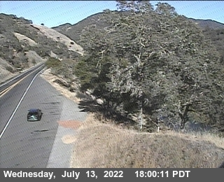 Go to the Route 20 Cams on Highway 101, Mendocino County in Northern California
