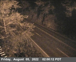 Cushing Creek webcams on Highway 101, Del Norte County in Northern California.