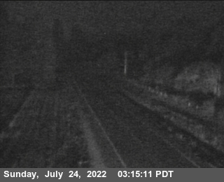 US 101 south of Smith River, near Hwy 197, courtesy CalTrans