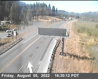 Willits webcams on Highway 101, Mendocino County in Northern California