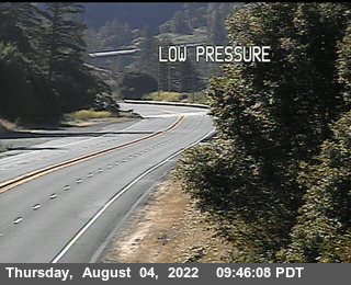 US Route 101 Cameras at Route 271, Mendocino County in Northern California!