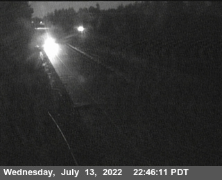 Crescent City webcam on Highway 101, Del Norte County in Northern California!