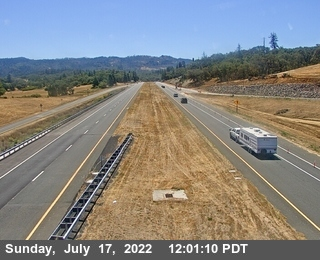 US-101 : SR-20 Redwood Highway - Looking South (C019)