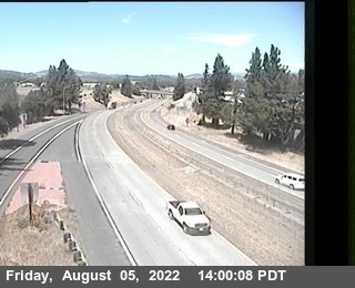 US-101 : Ukiah / State Street - Looking North (C026)