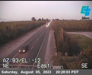 EB SR 120 Calla Rd