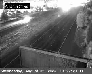 EB SR 120 West Of Union