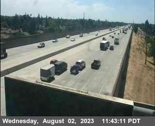 SB I-5 at March Lane
