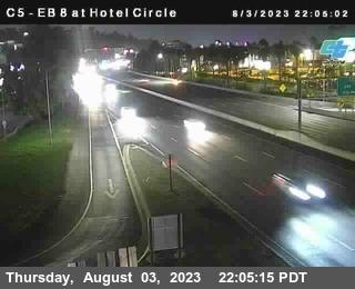 (C005) I-8 : Hotel Circle