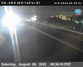 (C006) I-8 : Just East Of Taylor