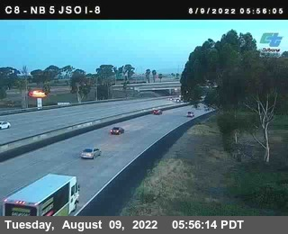 (C008) I-5 : Just South Of I-8
