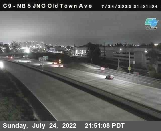 (C 009) I-5 : Just North Of Old Town