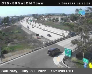 (C 010) I-5 : Old Town Avenue