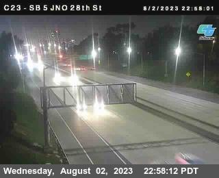 (C023) SB 5 : Just North Of 28th Street