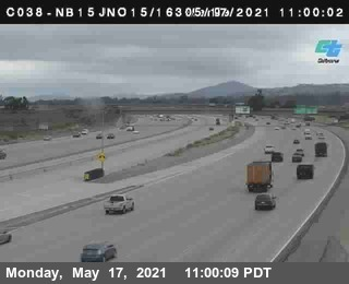 (C038) NB163 : Just South Of I-15
