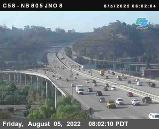 (C058) I-805 : Just North Of I-8