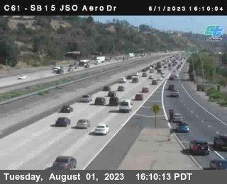 (C 061) I-15 : Just South Of Aero Drive