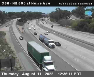 (C066) NB 805 : Home Avenue (On Ramp)