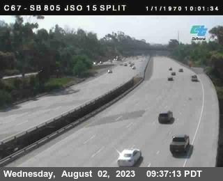 (C067) I-805 : I-15