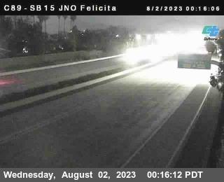 (C089) I-15 : Felicita Road
