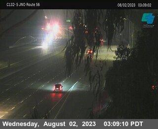 (C132)I-5 : Just North Of SR-56