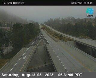(C141) SR-56 : Penasquitos Boulevard