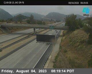 (C148) I-15 : Just North Of SR-76