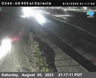 (C 244) I-905 : Caliente