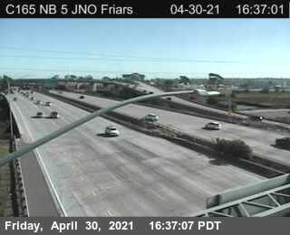 I-5 : Just North Of Friars Road 2