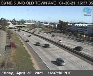 I-5 : Just North Of Old Town