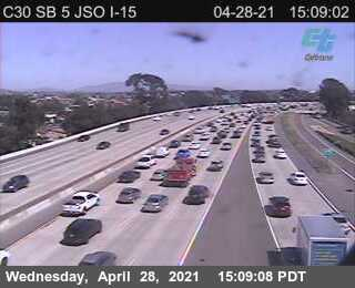 I-5 : Just South Of I-15