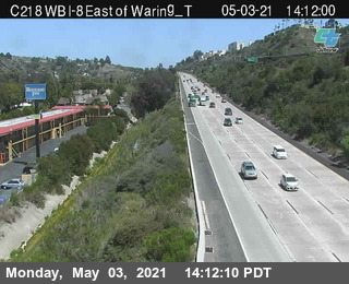 I-8 : East Of Waring T