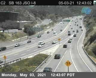 SR-163 : Just South Of I-8