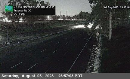 SR-133 : South of Trabuco Road Overcross