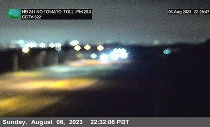 SR-241 : North of Tomato Toll