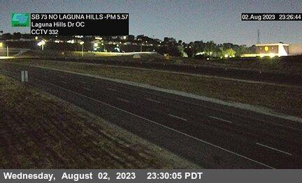 SR-73 : North of Laguna Hills Drive Overcross