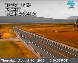 Highway 97 Grass Lake California.  Courtesy CalTrans  http://www.dot.ca.gov