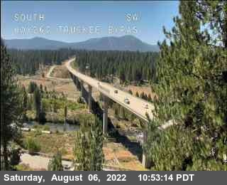Hwy 267 at Truckee Bypass