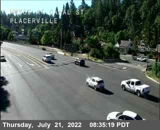 Hwy 50 at Canal St