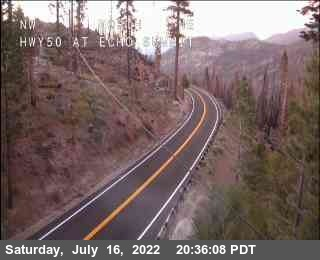 Tahoe Road Conditions Webcam
