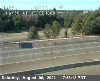 Hwy 50 at Jefferson Blvd