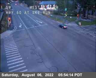 Ski Run Blvd. Webcam