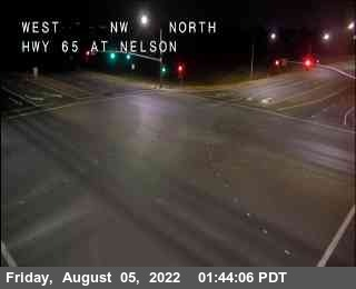 Hwy 65 at Nelson