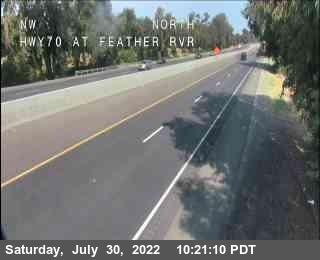 Hwy 70 at Feather River