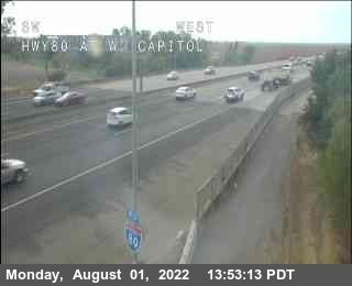 Hwy 80 at West Capitol