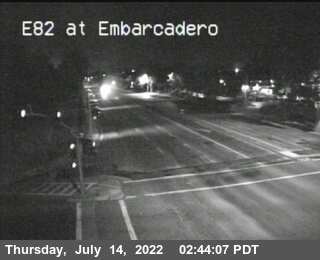 T028E -- SR-82 : Embarcadero