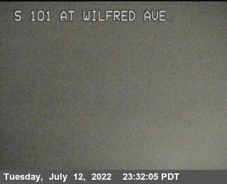TV127 -- US-101 : Wilfred Avenue