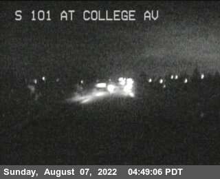 TV141 -- US-101 : College Avenue