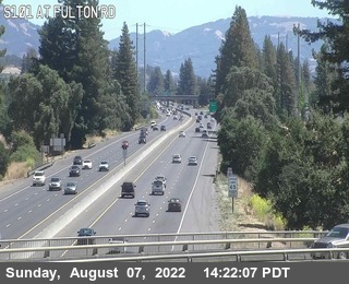 TV149 -- US-101 : Fulton Road