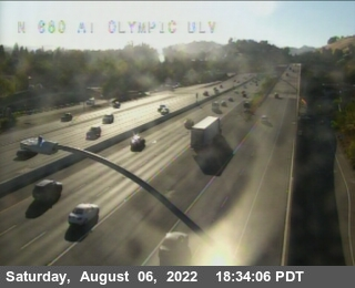 TV200 -- I-680 : Olympic Blvd Off Ramp