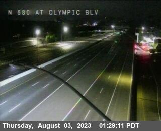 TV200 -- I-680 : Olympic Blvd Off Ramp